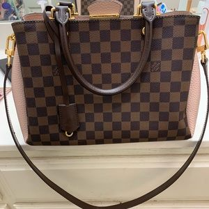 Brittany Damier ebene Louis Vuitton purse